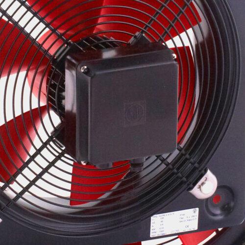Wentylator ścienny Compact HCFT/B, HCBT/B 4