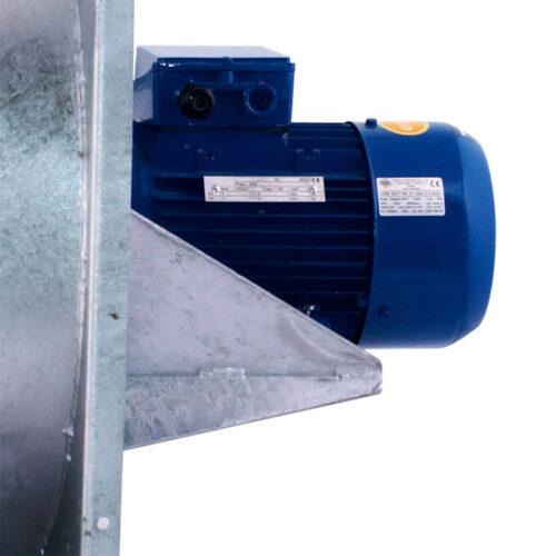 Wentylator promieniowy GMT-HT 5